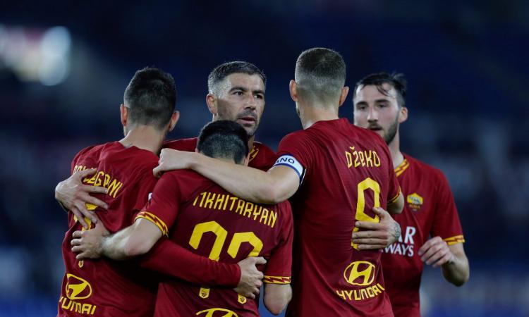 Roma 'meglio di Juve e Inter', Kolarov gol e fischi. Liverani, che sberla!