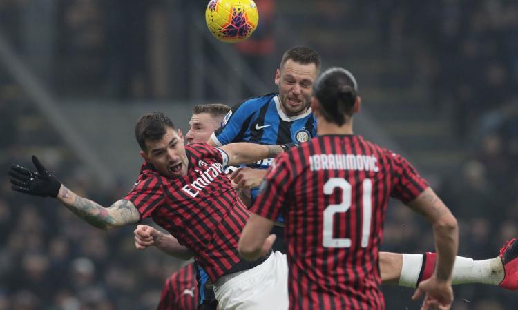 Romagnoli, quanti errori nei big match: per il Milan non è incedibile