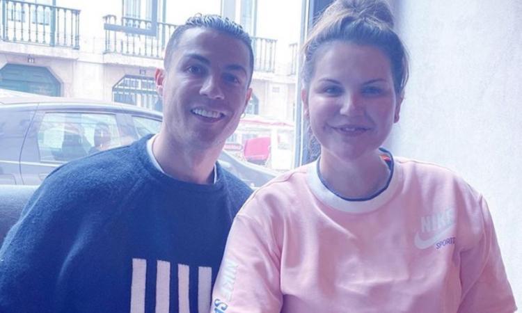 Juve, scandalo a casa Ronaldo: la sorella rompe la quarantena e torna in Brasile