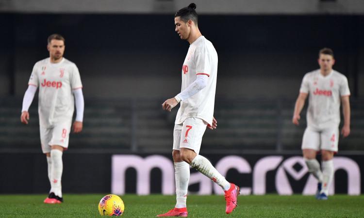 Il Var fa giustizia a un Verona in formato europeo: questa Juve non merita lo scudetto