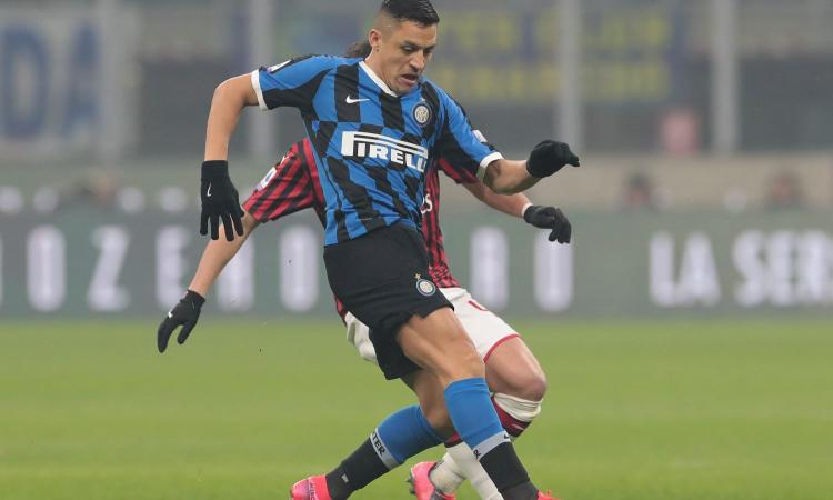 Inter, occasione Sanchez. Il dubbio Europa League e le chance di riscatto, le ultime