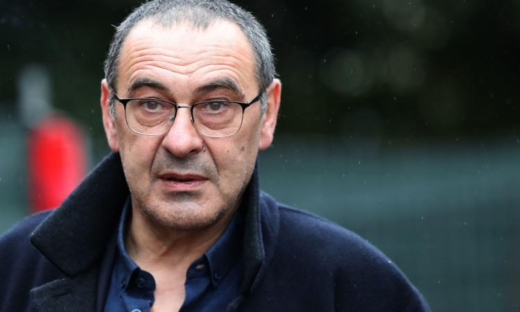 Juve, Sarri: 'Rinnovo Buffon? Decide lui' VIDEO