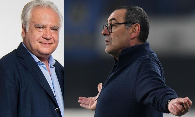 Un cappuccino con Sconcerti: se i tifosi della Juve non capiscono Sarri, provino a stare dalla parte di chi perde