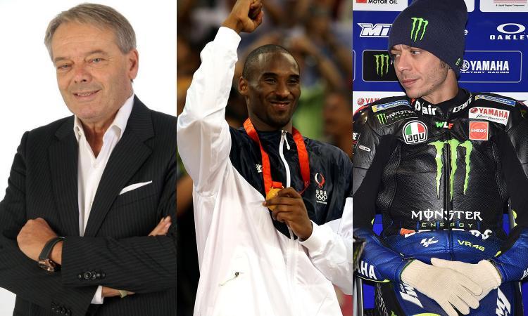 Turrini: 'Quella volta in cui Kobe gridò 'Forza Ferrari'. Yamaha ingiusta con Vale. Bel mercato, ma tanto vince la Juve'