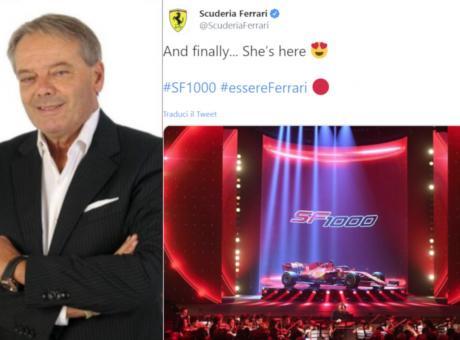 Turrini a CM: 'Forza Ferrari, basta farci piangere. La nuova monoposto ha un segreto'