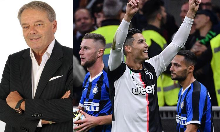 Turrini a CM: 'Juve-Inter finirà come fra Mercedes e Ferrari. Sarri e i rigori di coppa? Che autogol! Chi vince? Inzaghi'