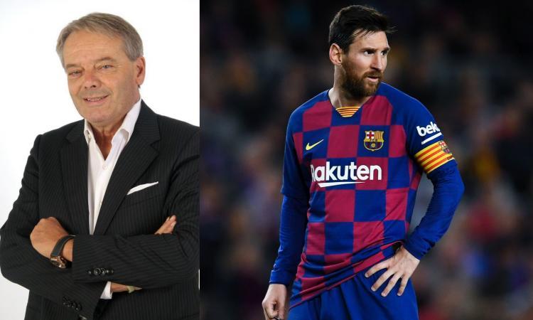 Turrini: 'Messi arma di distrazione di massa per l'Inter, Nedved a Sanremo con Stasera mi butto'