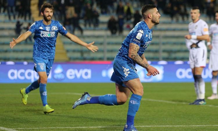 Empoli, le pagelle di CM: Tutino non basta, Ciciretti e La Mantia gettano alle ortiche la chance playoff