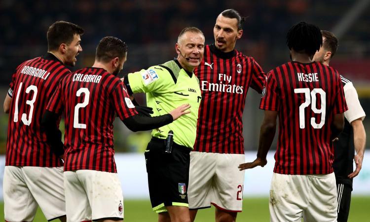 Milanmania: abbiamo tirato poco, potevamo perdere 4-1 e l'arbitro è stato bravissimo. Ci è andato tutto bene...