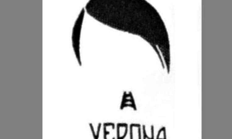 Clamoroso Verona: Daspo in arrivo per alcuni ultras, allo stadio col cappellino con la sagoma di Hitler FOTO