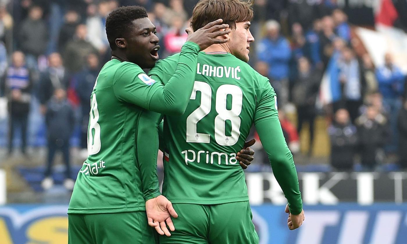 Fiorentina, ecco i nuovi numeri di maglia | Serie A | Calciomercato.com