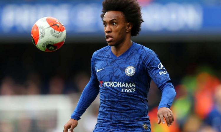 Juve, per Willian sono ore decisive