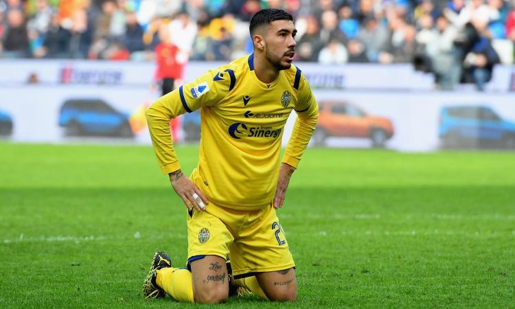 L'Udinese non è la Juve e stoppa la cavalcata europea del Verona GUARDA GLI HIGHLIGHTS