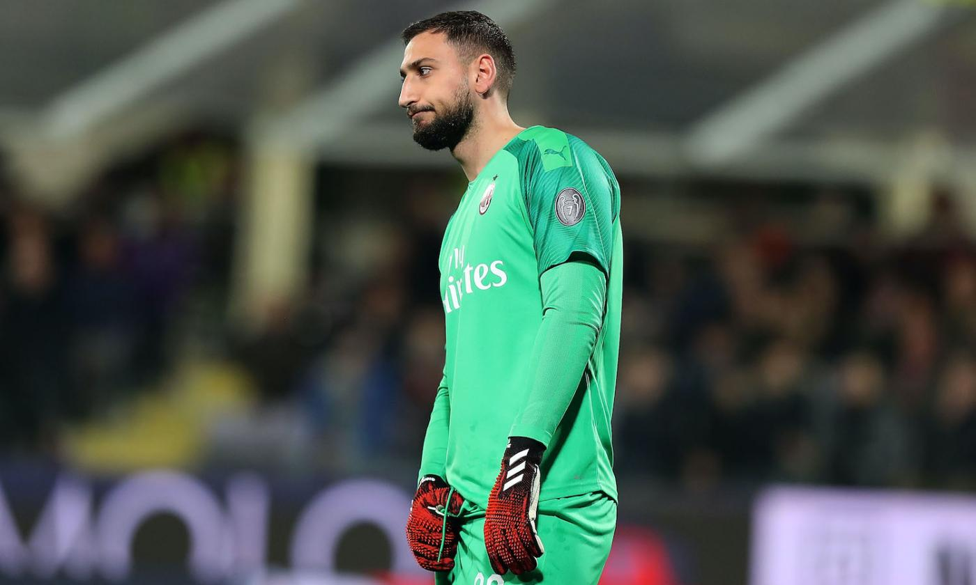 Donnarumma I Want To Become The Best Goalkeeper In The World English News Calciomercato Com