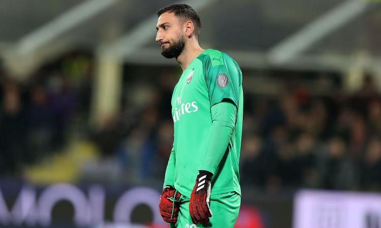 Milan: rivelato il club che vuole portare via Donnarumma a zero nel 2021