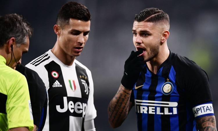 Il figlio di Icardi sul futuro: 'Inter o Juve? Mio fratello vota CR7, se vuole andare...'