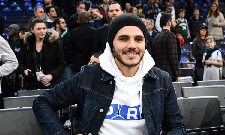 Icardi risponde a Maxi Lopez: 'Quarantena in Italia? E' permesso. Su Parigi...'