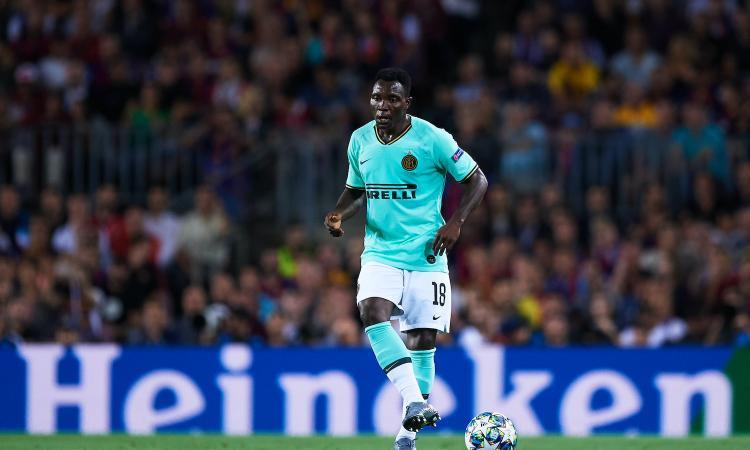 Inter, Asamoah non serve più: rescissione del contratto a un passo