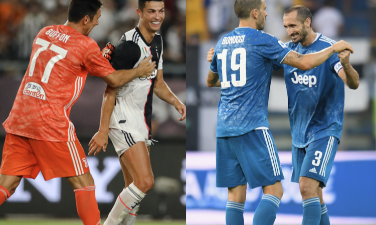 La Juve risparmia 90 milioni, i retroscena: la missione di Bonucci-Buffon-Chiellini. E Ronaldo rinuncia a 10 milioni