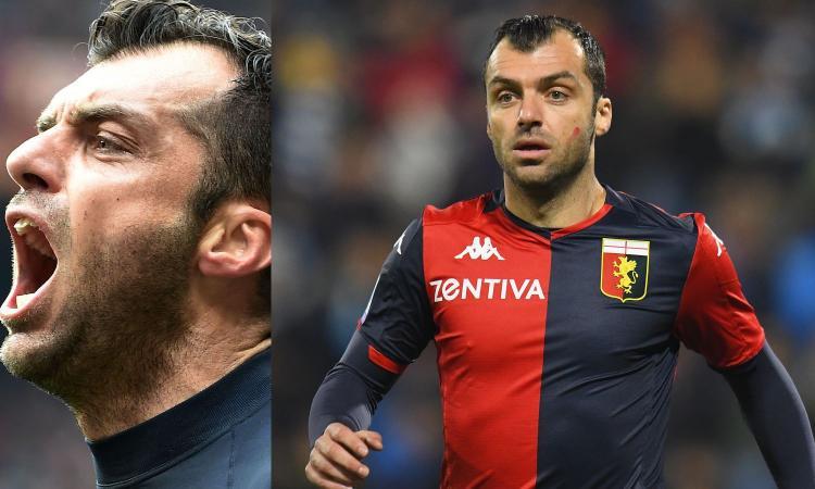 Pandev, la mia vita raccontata a CM/3: 'Napoli lascia senza fiato, ma Benitez... Con la Juve che rabbia! Amo il Genoa, voglio finire qui'