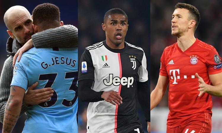 Branchini a CM /2: 'Juve, Gabriel Jesus possibile, Guardiola resta al City. Douglas non ha inciso, Perisic...'