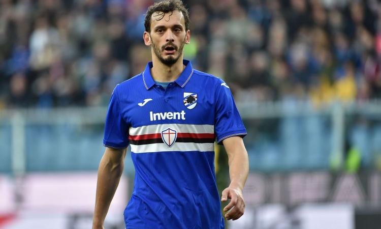 Sampdoria, non solo Gabbiadini: in due fuori verso la Juventus