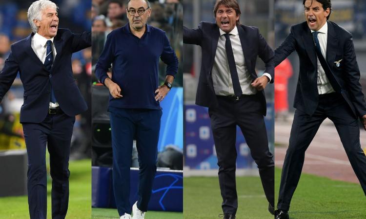 Playoff scudetto? Due ipotesi e potrebbero tornare in corsa Milan e Napoli
