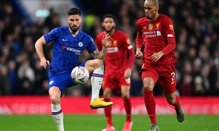 Giroud apre al rinnovo al Chelsea: 'Sono felice qui, vedo ancora 2-3 stagioni davanti a me'