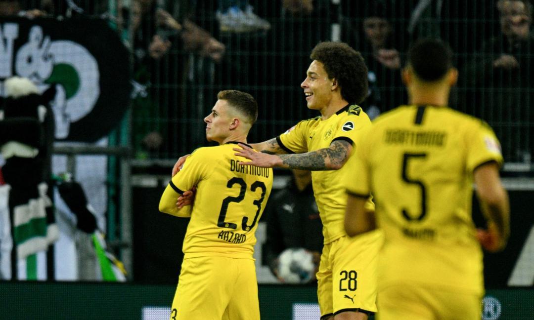 Borussia Dortmund: progetto per dominare l'Europa!