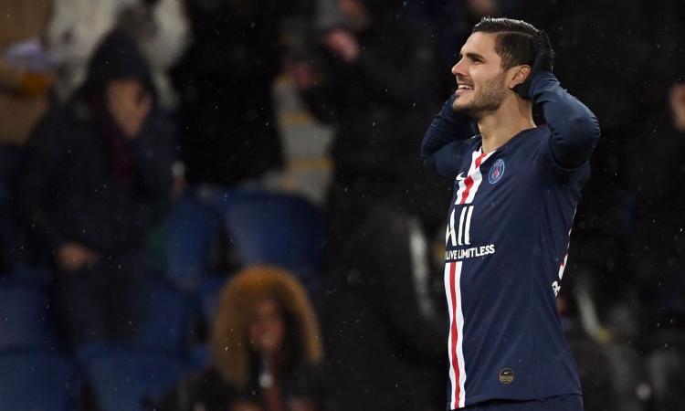 Inter, Icardi continua a dividere i tifosi: 4 su 10 lo rivorrebbero a Milano