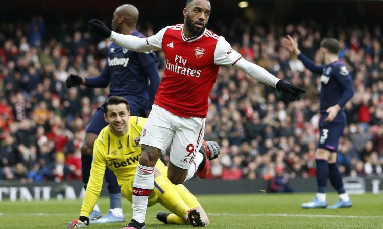 Arsenal, Lacazette può finire in Liga