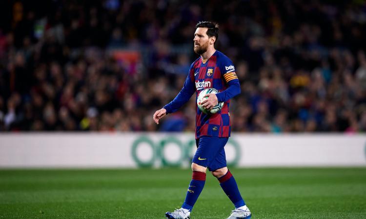Messi, il no alla clausola per liberarsi gratis e così ha reagito sull'idea Inter