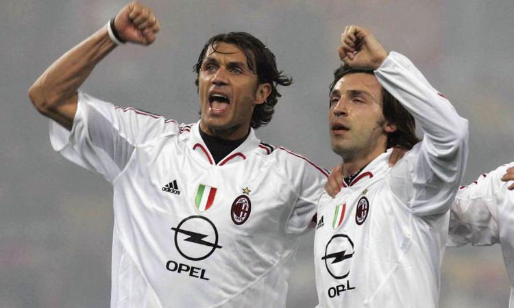 Italiano del millennio, Toni elimina Materazzi. Via ai quarti di finale: Pirlo contro Maldini chi è meglio? VOTA