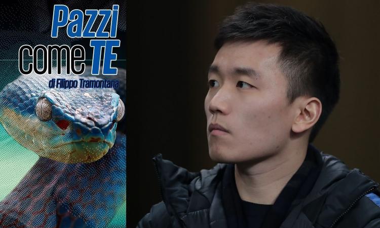 Tramontana: 'Zhang parla tre volte l'anno, ma ha rigenerato l'Inter. Hakimi sacrificio necessario, la differenza...'