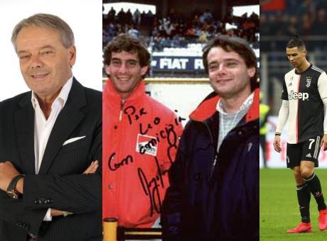 Turrini a CM: 'Con Senna la F1 non sarebbe partita! Dico sì ai play-off: li vince la Juve, ma che fatica in Champions'
