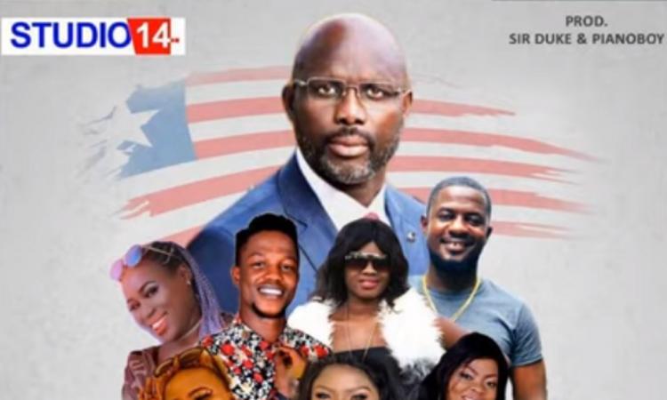 Momenti Di Gioia, la leggenda Milan e presidente Liberia Weah canta contro il Coronavirus: 'Combattiamo assieme'