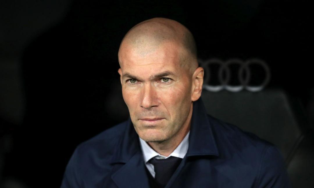"Dall'Inghilterra: ""Juventus pronta a prendere Zidane!"""