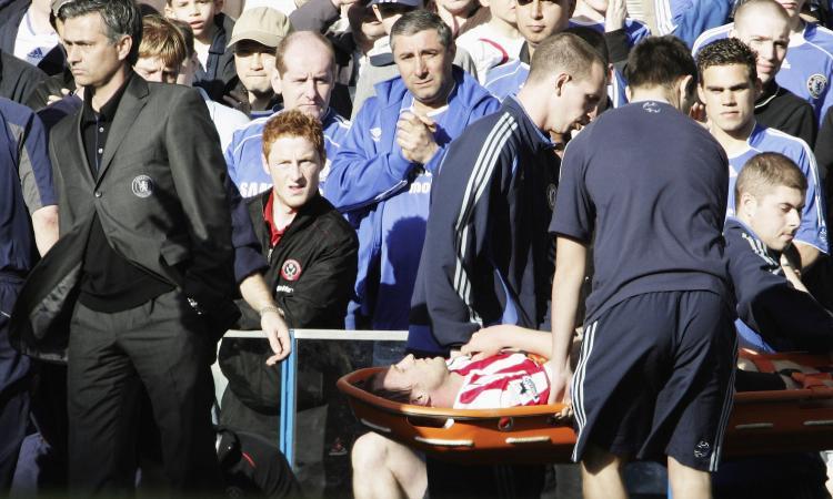 Hulse, c'è vita dopo il calcio, anche dopo una caviglia spezzata sotto gli occhi di Mourinho