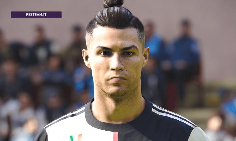 Juve, nuovo pack gratuito su PES 2020 con il look di Cristiano Ronaldo
