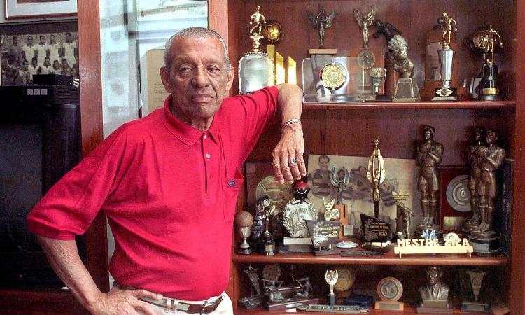 Zizinho, l'idolo di Pelé. Vederlo giocare era come veder dipingere Leonardo Da Vinci