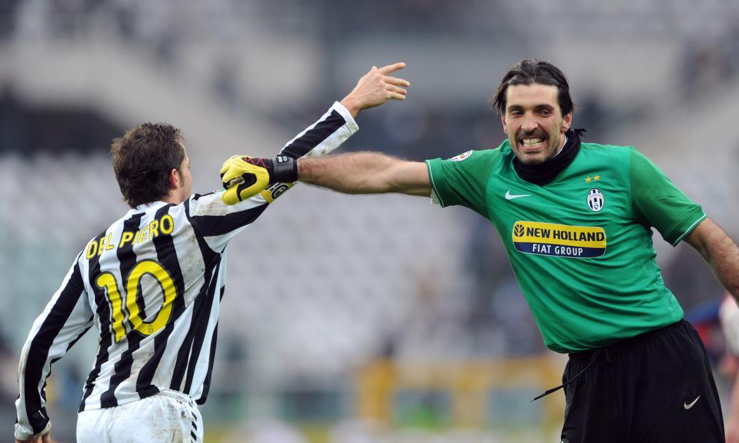 Perché Del Piero no e Buffon sì?