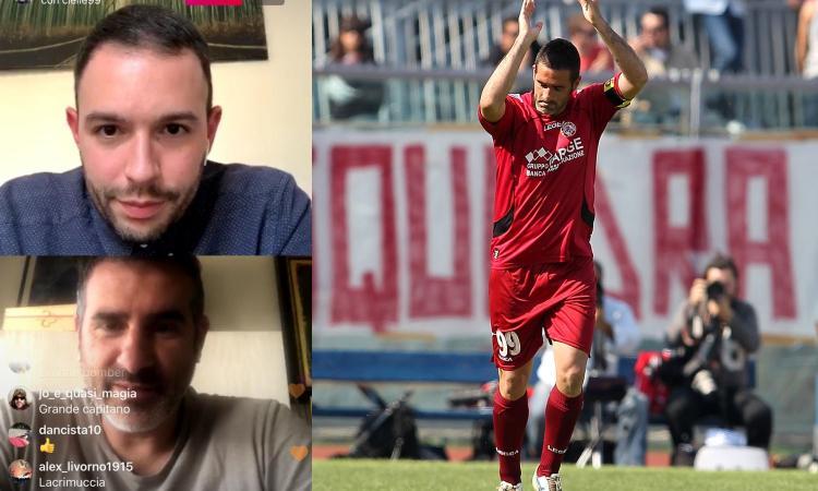Lucarelli a CM: 'Calcio e politica, la penso così. Mazzarri il migliore, quella volta di Buffon con i ranocchi...'