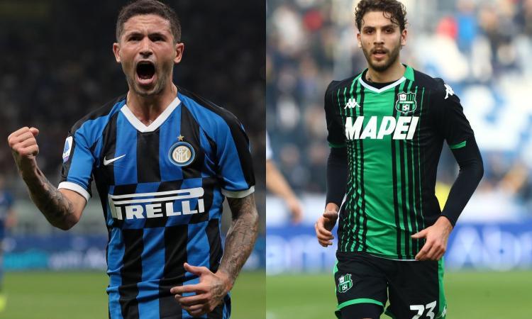 L'Inter non lascia, raddoppia: la strategia per Sensi e Locatelli