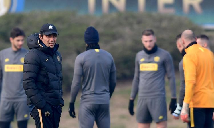 Inter, Conte ordina il rientro: tutti a Milano entro Pasquetta