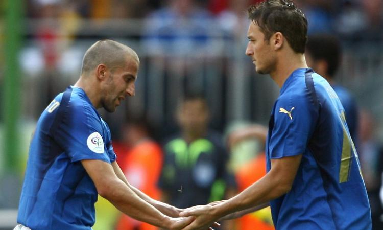Italiano del millennio: semifinale tra gli amici Del Piero e Totti. Chi merita la finale? VOTA