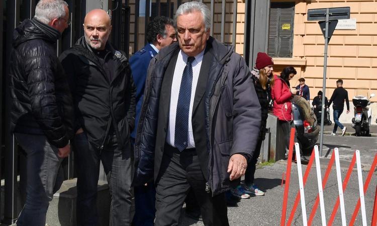 Lazio, Diaconale attacca: 'Lotito prova a giocare ad armi pari, vogliono fargliela pagare. Cairo e Agnelli...'