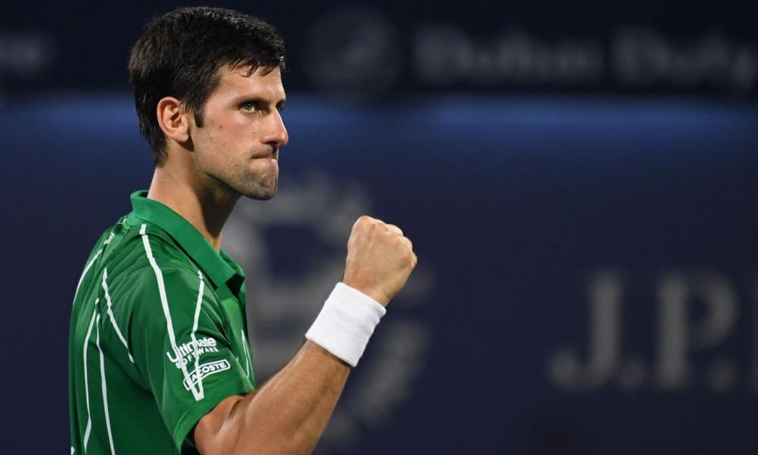Io sto con Novak Djokovic!