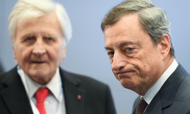 Coronavirus: i 'cervelloni' bocciano l'Italia e invocano Draghi, ma da solo non può fare niente