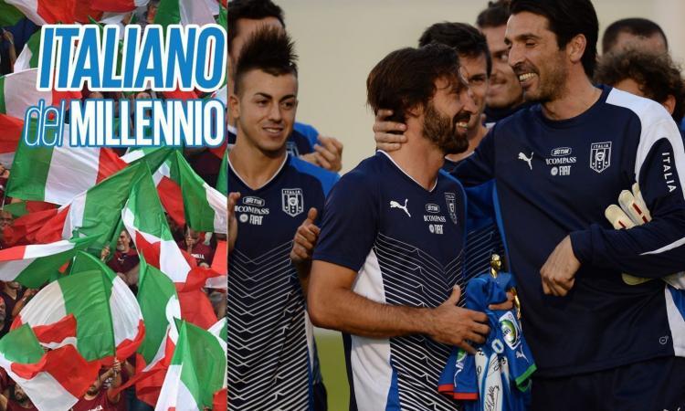 Italiano del Millennio: Buffon batte Pirlo, è lui il primo finalista