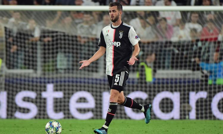 Pjanic è in vendita, la Juve fissa il prezzo